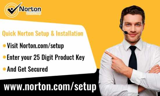 Norton Setup | Enter Product Key