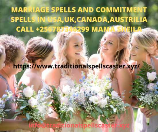 MARRIAGE SPELLS AND COMMITMENT SPELLS IN USA
