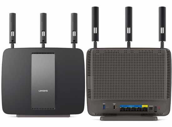 Linksys Router EA9200 Drops Connection