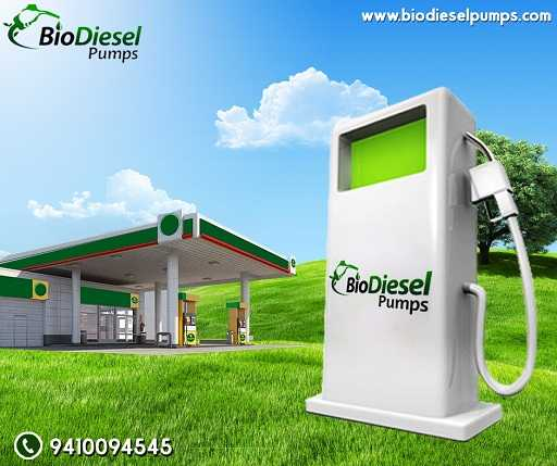 Biodiesel pumps in Shimla