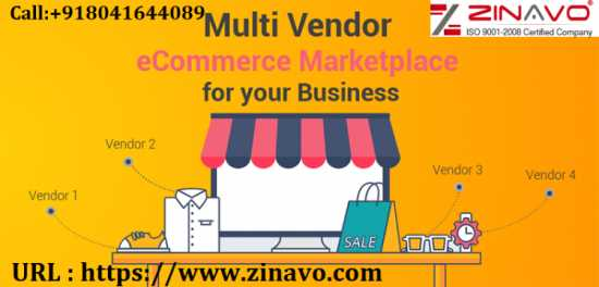 Ecommerce Multi-Vendor Website Development Company