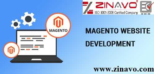 Zinavo | Magento Website Design company