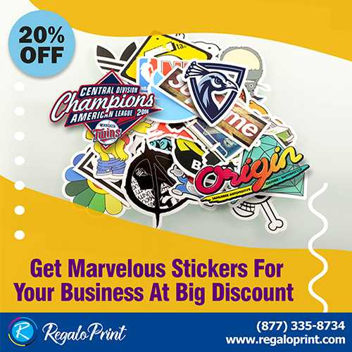 Get Marvelous Stickers At 20% Discount