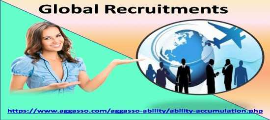 Aggasso's Global Recruitments team Global Mobility