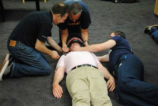Certified Basic First Aid Training Course Ireland