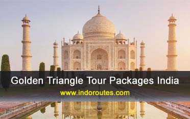 Golden Triangle India itinerary 2019